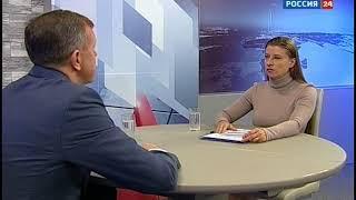 Интервью с председателем избирательной комиссии Иркутской области Ильёй Дмитриевым 16.08.2018