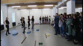 В Белоярском открыли фитнес-клуб