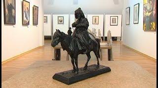 Уникальные маленькие скульптуры можно встретить в Доме-музее В. Игошева