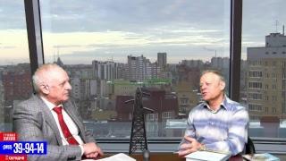 В эфире: Анатолий Буйносов, литературный четверг