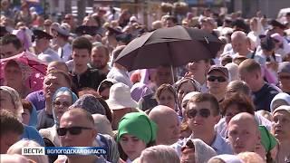 Патриарх Кирилл вновь посетит Вологодскую область