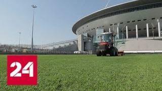 Чемпионат мира по футболу FIFA 2018. Санкт-Петербург. Специальный репортаж Анны Лазаревой - Россия…
