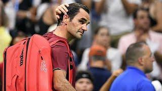 US Open: Федерер проиграл 55-ой ракетке мира