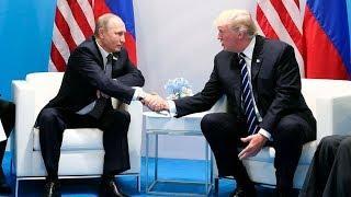 Следующая встреча Трампа и Путина. Как это будет?