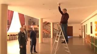"""Проверка ДК """"Приокский"""""""