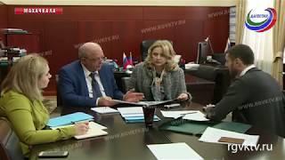 Первый вице-премьер Анатолий Карибов провел прием граждан