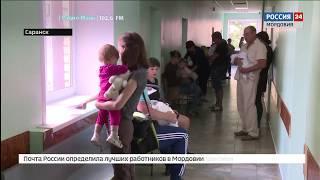 За неделю в республике заболели ОРВИ более 3 тысяч человек! Роспотребнадзор напоминает о вакцинации
