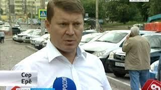 Глава Красноярска рассказал о планах по благоустройству Октябрьского района