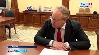 На телевизионном заводе на 20% увеличат зарплату — Владимир Волков провел рабочую встречу с руководс
