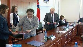 Соглашение о сотрудничестве с народами севера подписали в правительстве Колымы