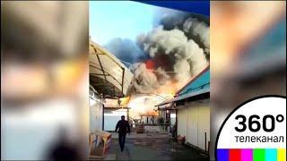 «Мы все в кредитах»: жители Нальчика требуют у властей компенсации после пожара на рынке