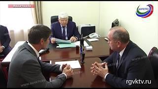 Спикер НС Хизри Шихсаидов провел прием граждан