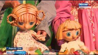 Республиканский театр кукол в новом сезоне порадует и маленьких, и больших зрителей
