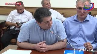На совещании в правительстве РД обсудили ход подготовки к масштабным учениям энергетиков