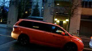 Vancouver Taxi traffic accident old Video Cabbies in Vancouver are deadly