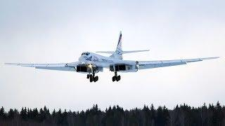 High Alert to America- Russia's Supersonic Tu-160 B is Headed to the Arctic