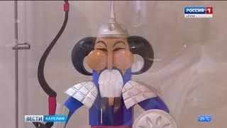 """Открылась выставка """"Фантазии мастера"""""""