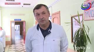 Приглашенный специалист осмотрел подростков, пострадавших при взрыве в Левашинском районе