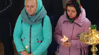 Панихида по погибшим в ТЦ «Зимняя вишня»