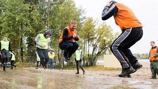 Студенты Нижневартовска осваивают тимбилдинг