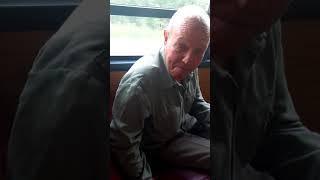 Опасные автобусы в пригороде Сыктывкара