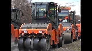 Ремонт улицы Ново-Вокзальной начался в Самаре