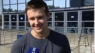 Чемпионский прием: в Ярославле встретили молодежную команду «Локо»