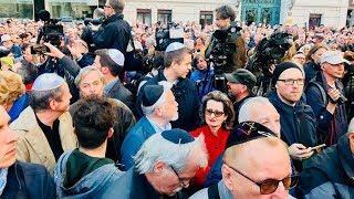 Берлин надевает кипу. Как поддерживают евреев в центре Германии