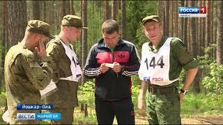 Стали известны победители  чемпионата РВСН по спортивному ориентированию - Вести Марий Эл