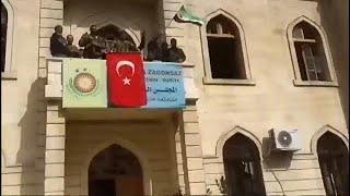 Турция взяла Африн