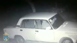 Кража из автомобиля в Михайловске