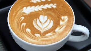 Latte art: искусство в чашке кофе