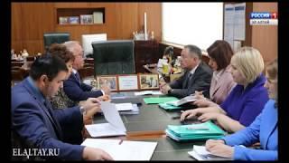 Обсуждены вопросы поддержки кооперации в области сельского хозяйства