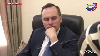 Погорельцы рынка «Ирчи Казака» обратились к премьеру РД с просьбой восстановить их рабочие места