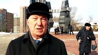 мэр Хабаровска Александр Соколов о 5 летии присвоения звания Город воинской славы