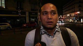 Париж: рассказывают очевидцы