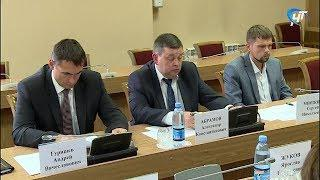 В Правительстве Новгородской области обсудили борьбу с контрафактом на рынке промышленных товаров