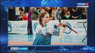 Карельская спортсменка завоевала три медали на Чемпионате мира по ушу