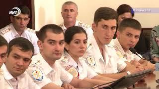 Более 30 курсантов приняты на службу в МВД по Дагестану
