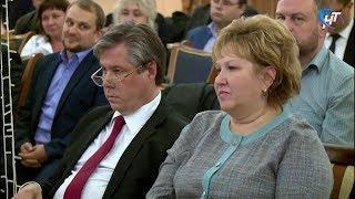Утвержден список кандидатов от «Единой России» на выборах в Думу Великого Новгорода