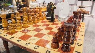 На открытии чемпионата мира по шахматам в Югре пройдёт жеребьёвка