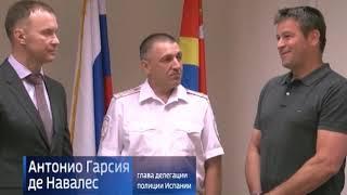 В Калининграде прошёл концерт в честь Дня сотрудника МВД