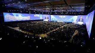 Кудрин против Силуанова, «экономика доверия» и концерт Робби Уильямса — главные события ПМЭФ-2018