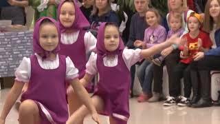 В торговом центре Саратова станцуют на пилоне