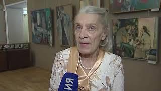 К юбилею художника Бориса Десяткина