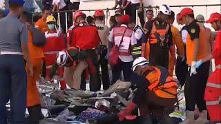 Катастрофа в Индонезии: выживших нет