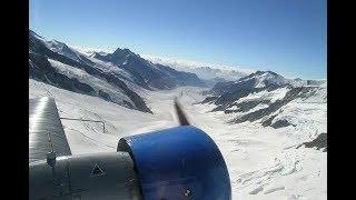 80 лет в небе. Из-за чего потерпел крушение «Юнкерс-52» в Швейцарии