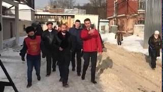Лидер «Коммунистов России» Максим Сурайкин посетил в Твери здания бывших советских казарм