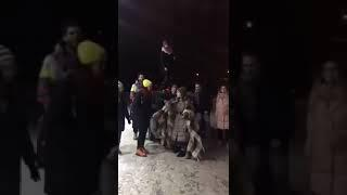 Рэпер Хаски не выступил в Нижнем Новгороде - фанаты поддержали его
