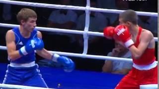 4 спортсмена из Самарской области стали чемпионами ПФО по боксу